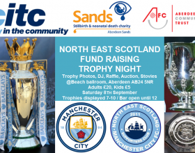 Trophy/ Charity Night
