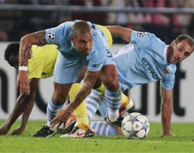 Villareal v City (UEFA CL) – Tue 02 Nov 2011 [0V3 WIN]