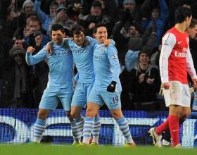 City V Arsenal (League) Sun 18 Dec [1v0 win]