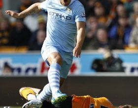 Wolves v City (League) 22 April [0v2 win]