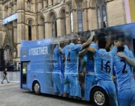 Supporter Club Bus