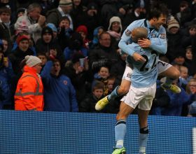 City v Fulham (League) – Sat 19th Jan [2v0 win]